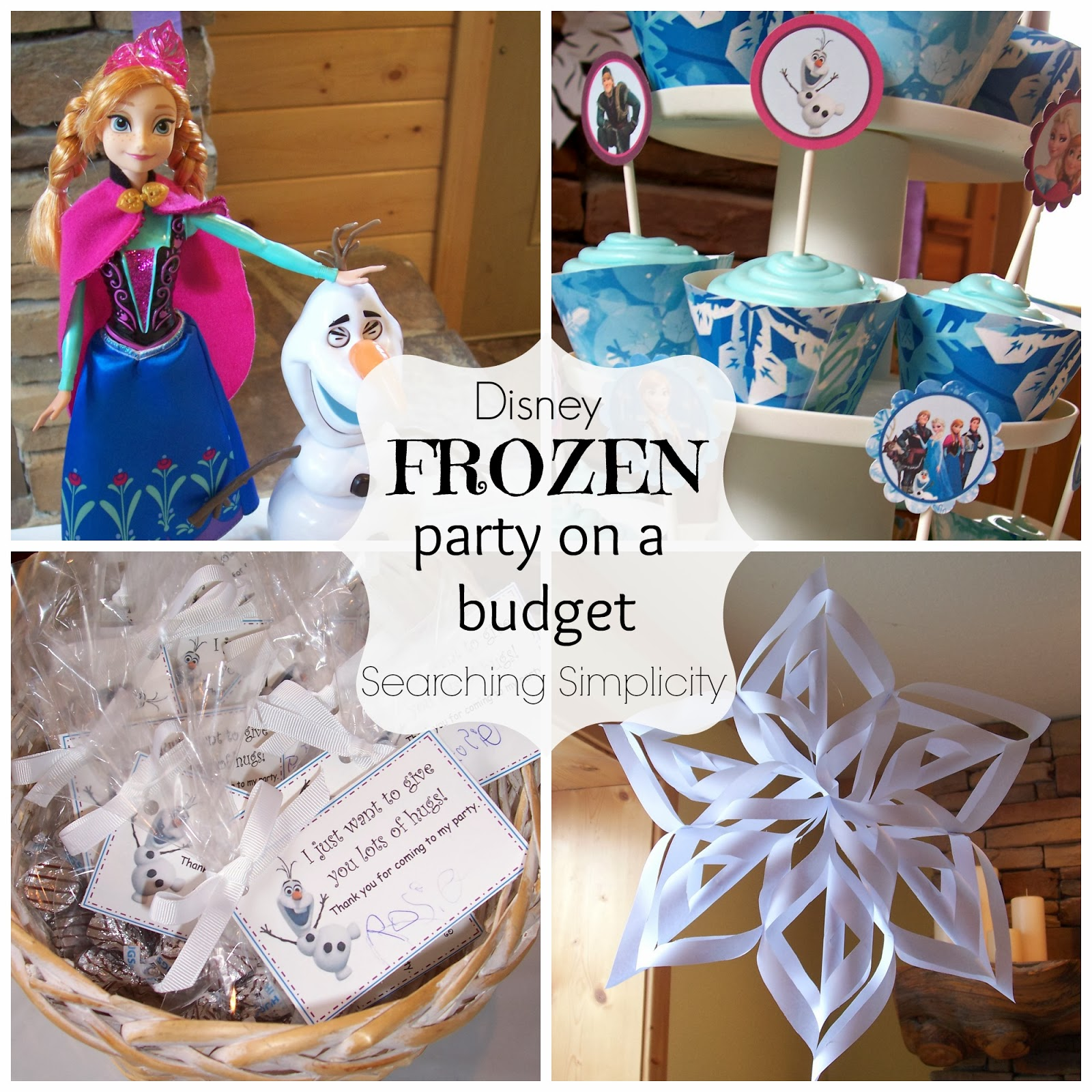 Disney Frozen Birthday Party Games