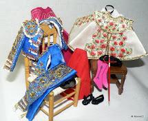 """Premio OOAK 2010 """"El torero"""""""