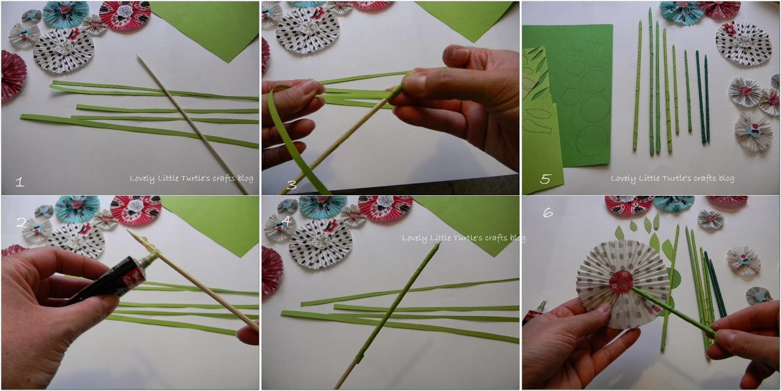 Fancy how to make stems for paper flowers image collection best how to make stems for paper flowers images flower decoration ideas mightylinksfo