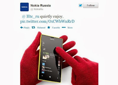Nokia pokes at HTC