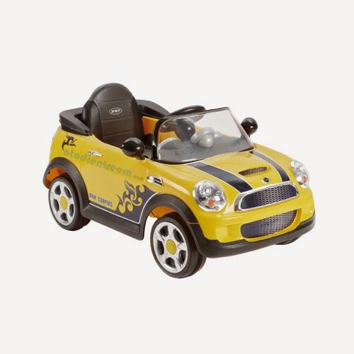 Xe điện có điều khiển từ xa trẻ em mẫu tốt nhất TPHCM