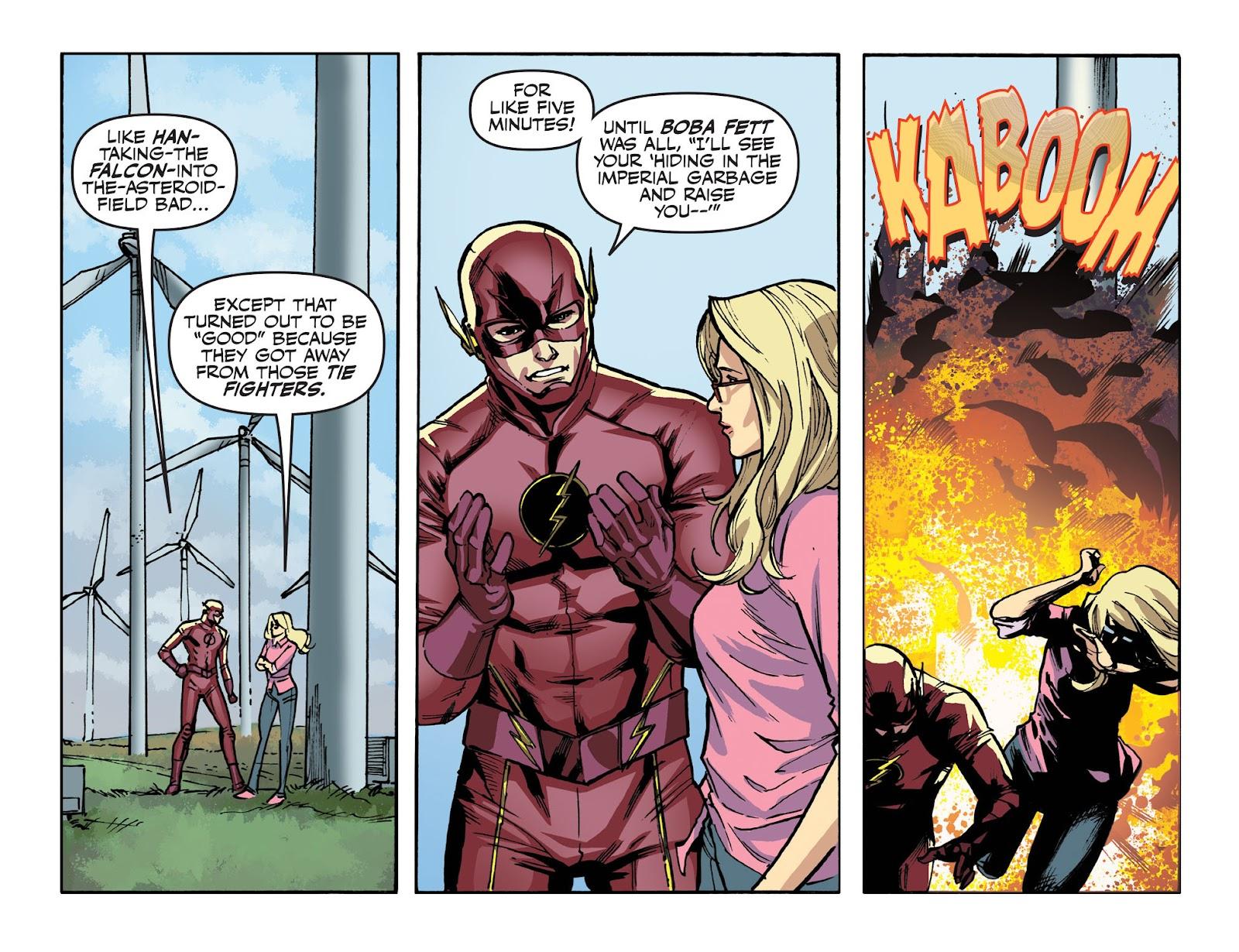 The Flash: Season Zero [I] Issue #10 #10 - English 10