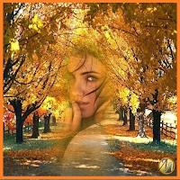 любимая осень