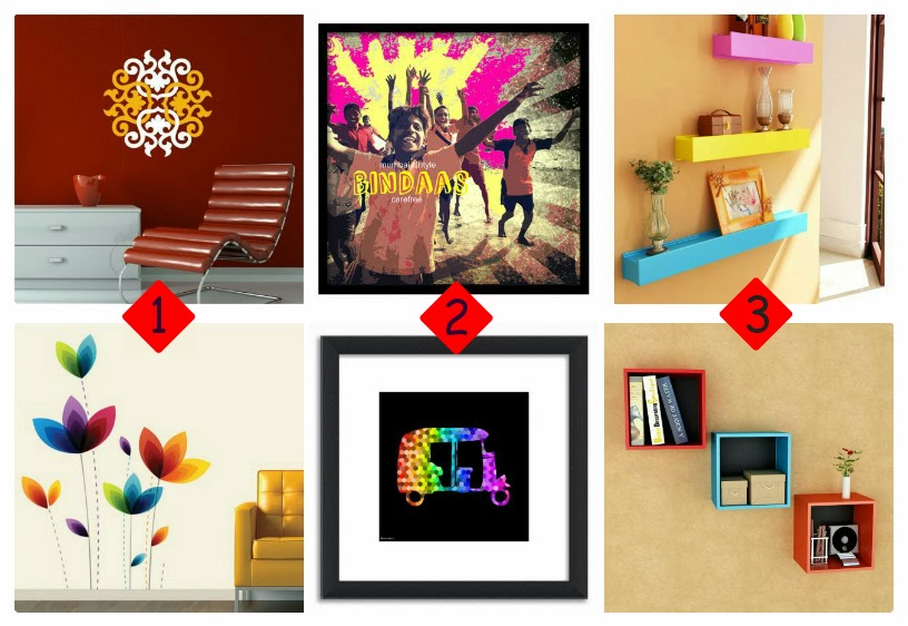 Time please life d cor jabber holi home d cor ideas for Holi decorations at home