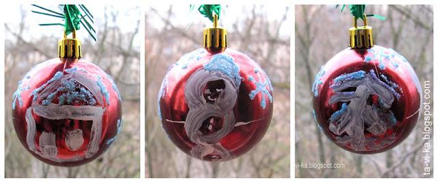 елочные игрушки своими руками christmascraft
