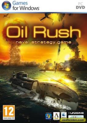 Oil Rush PC Cover