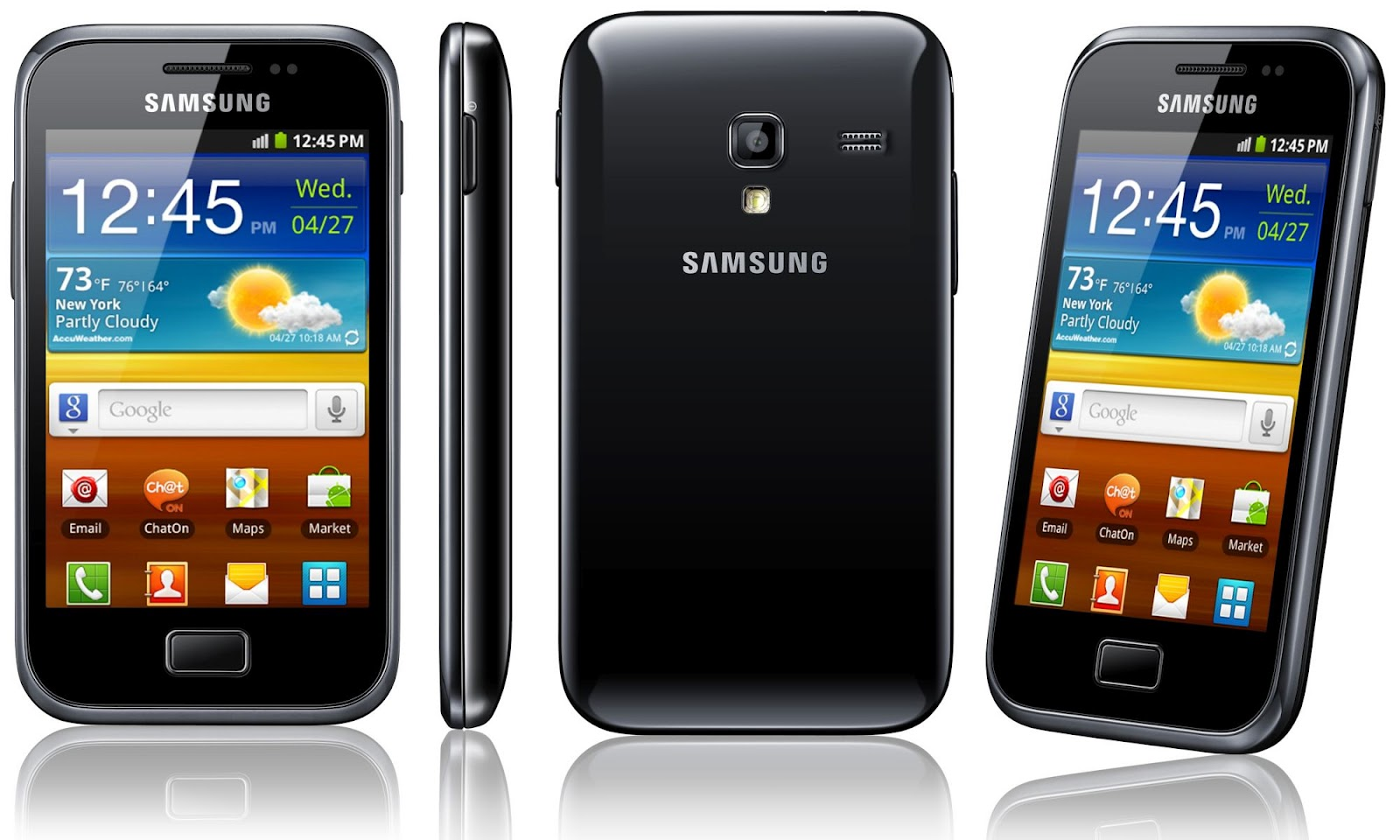 Samsung Has Released Successor Its Popular Galaxy Ace