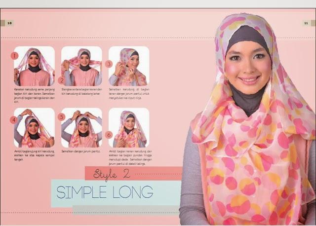 Model JIlbab Syari Yang Mudah Dipraktekan