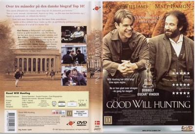 Good Will Hunting DVD