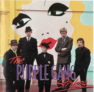 The Purple Gang - The Purple Gang Strikes (1968)