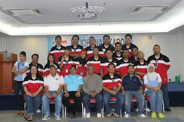 PKNS Karom Team