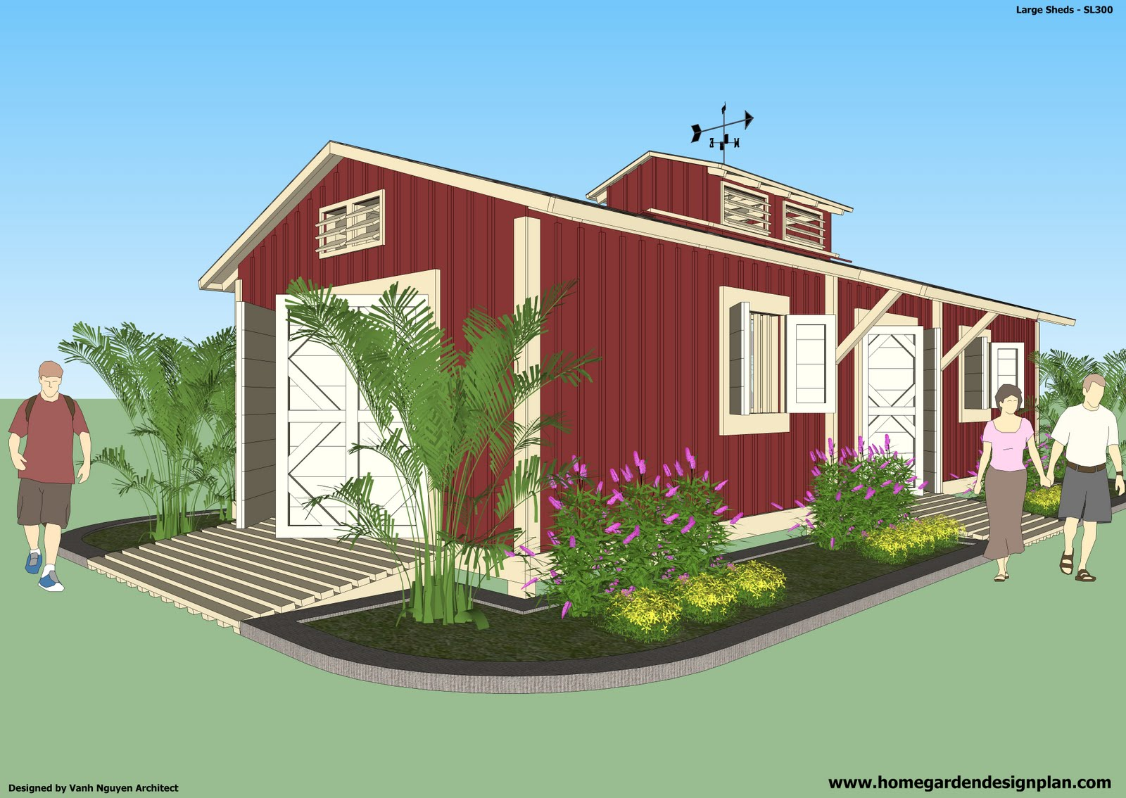 Tae gogog detail 20 x 25 shed plans for Garden shed designs free