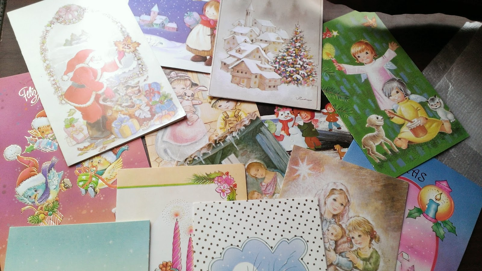 tarjetas navidad hacen feliz
