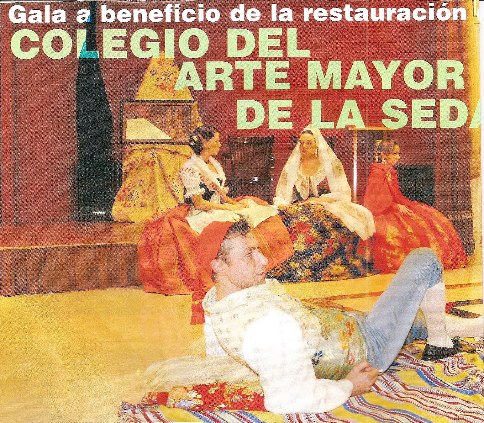 Posteriormente l Agulla d reprodujo numerosos trajes que aparecen en diversos cuadros del maestro Ferrándiz Entre ellos esta chupa que está en El