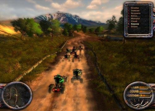 تحميل لعبة سباق الموتوسيكلات ATV Quadro Racing