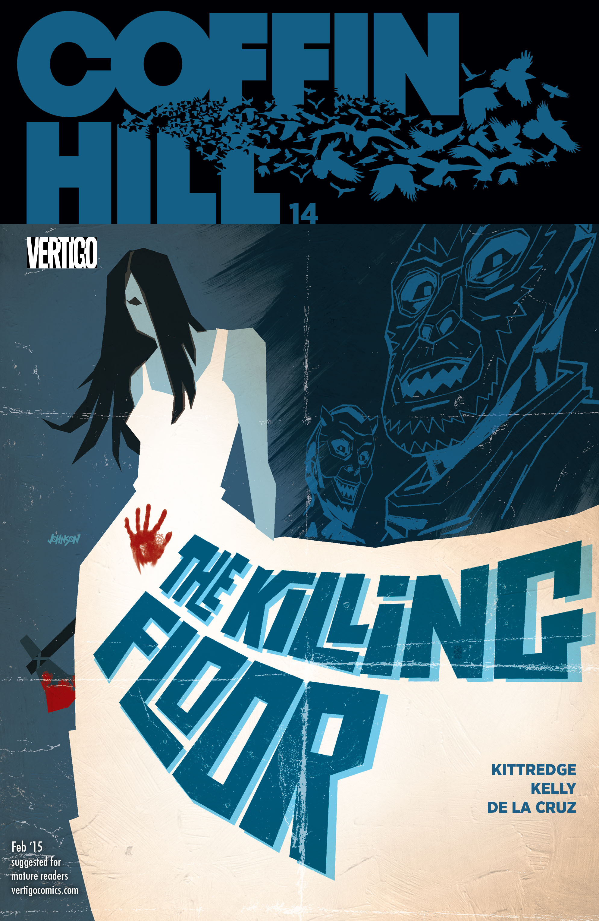 Coffin Hill issue 14 - Page 1