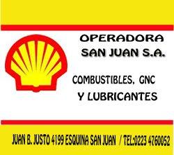 OPERADORA  SAN JUAN S.A