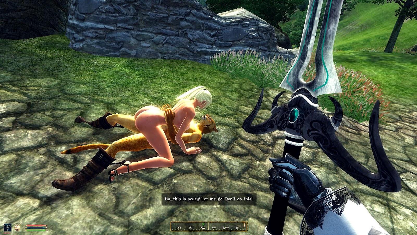 Oblivion sex slave mods xxx galleries