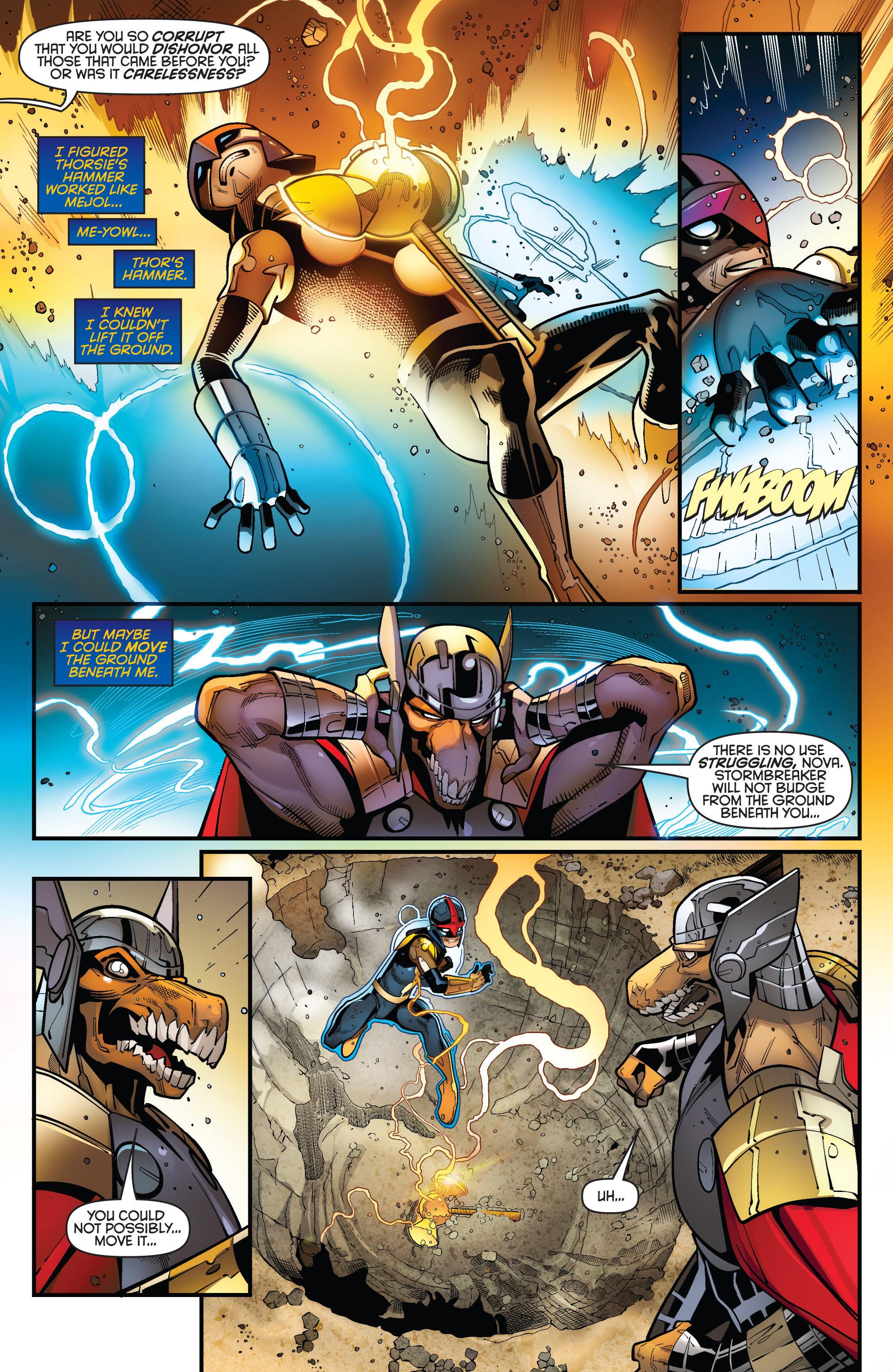 Nova (2013) - Chapter  13 | pic 14