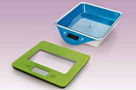 Elektroniczna waga kuchenna z misą lub ze szkła hartowanego z Biedronki 2014