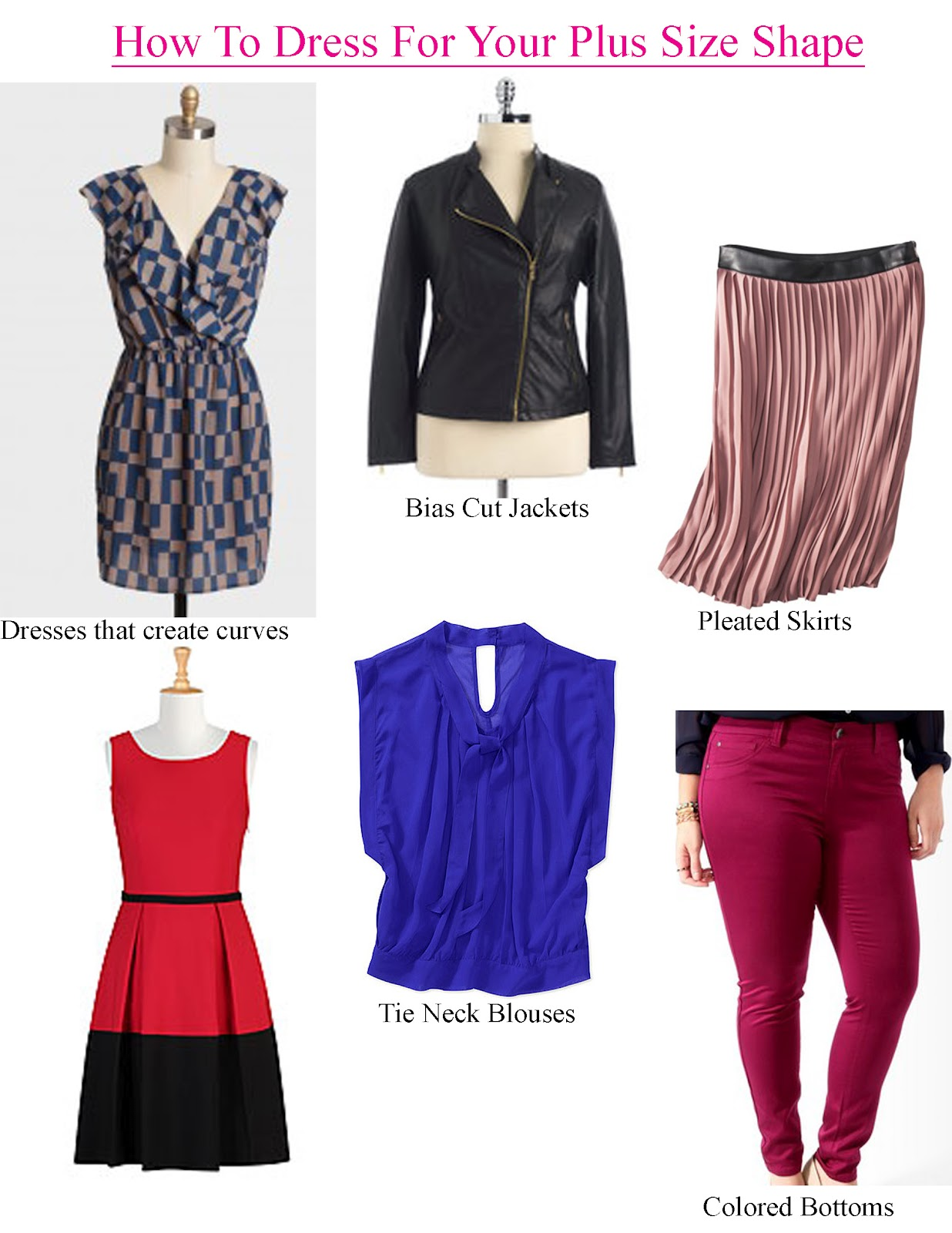 Shopping How To Dress Your Shape When You 39 Re Plus Size Part I Stylish Curves