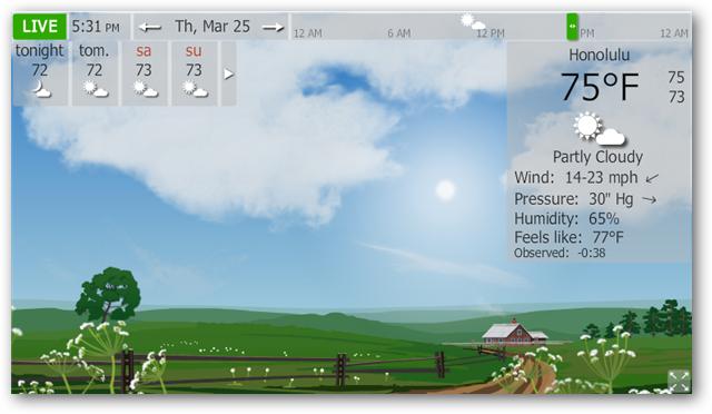 YoWindow 3S     අමුතු අමුතු screen savers set එකක්...