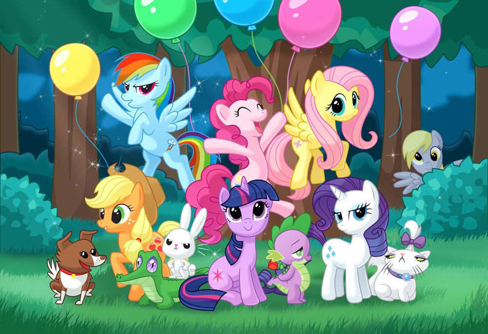 Equestria Daily - MLP Stuff!: 06/04/11