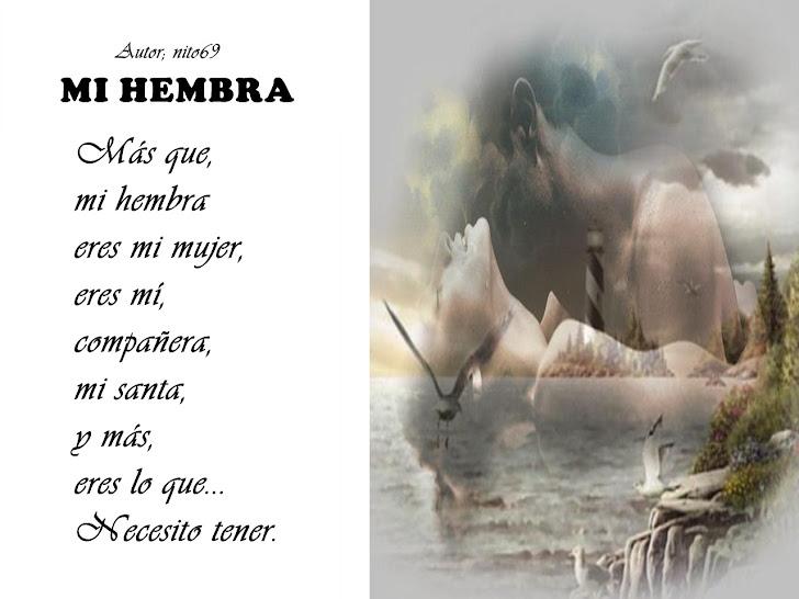 MI HEMBRA