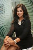 Nandita raj sizzling pics in black-thumbnail-1
