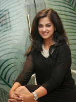 Nanditha Raj Glamorous photos in Black-cover-photo
