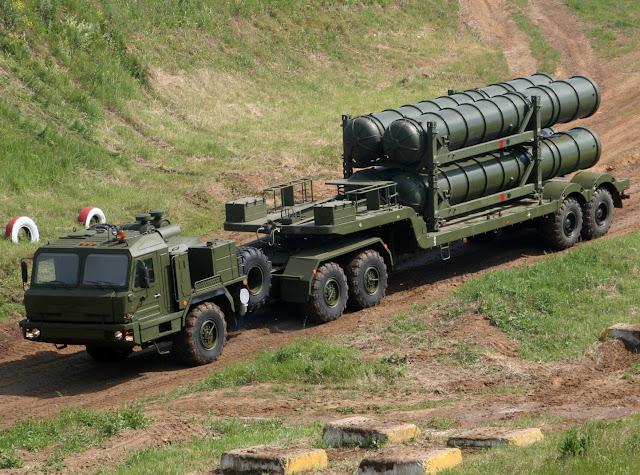 Almaz-Antey S-500 Triumfator M