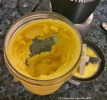Nutribullet mango ice cream