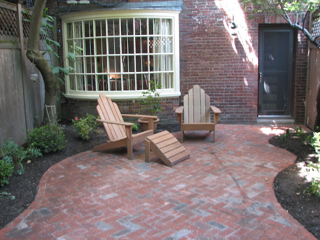 Brick Design In Courtyards3
