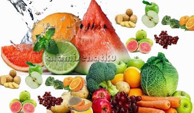 Manfaat Buah dan Sayuran Bagi Kesehatan Tubuh Manusia