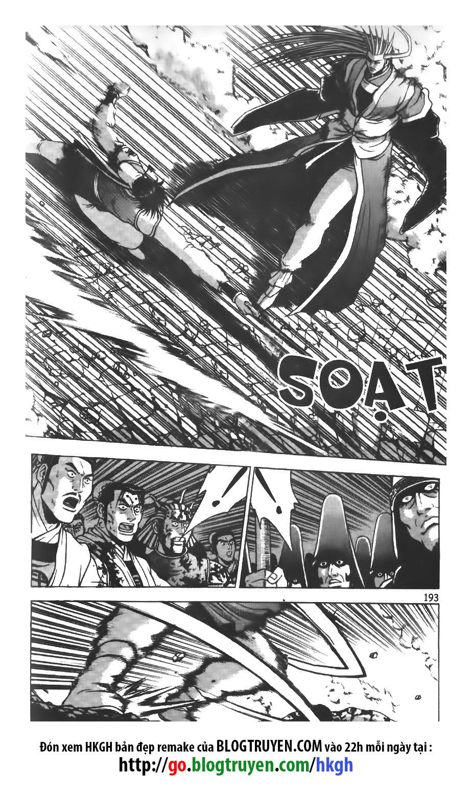 Hiệp Khách Giang Hồ - Hiệp Khách Giang Hồ Chap 221 - Pic 23