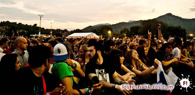 FIB, FIB 2013, Festival de Benicassim, ecocup, camping, gastronomia, infraestructuras, fibers