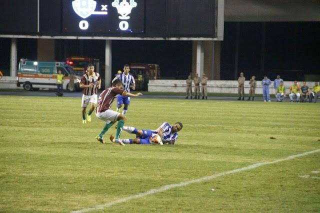 Paysandu está na final da Taça Estado do Pará.