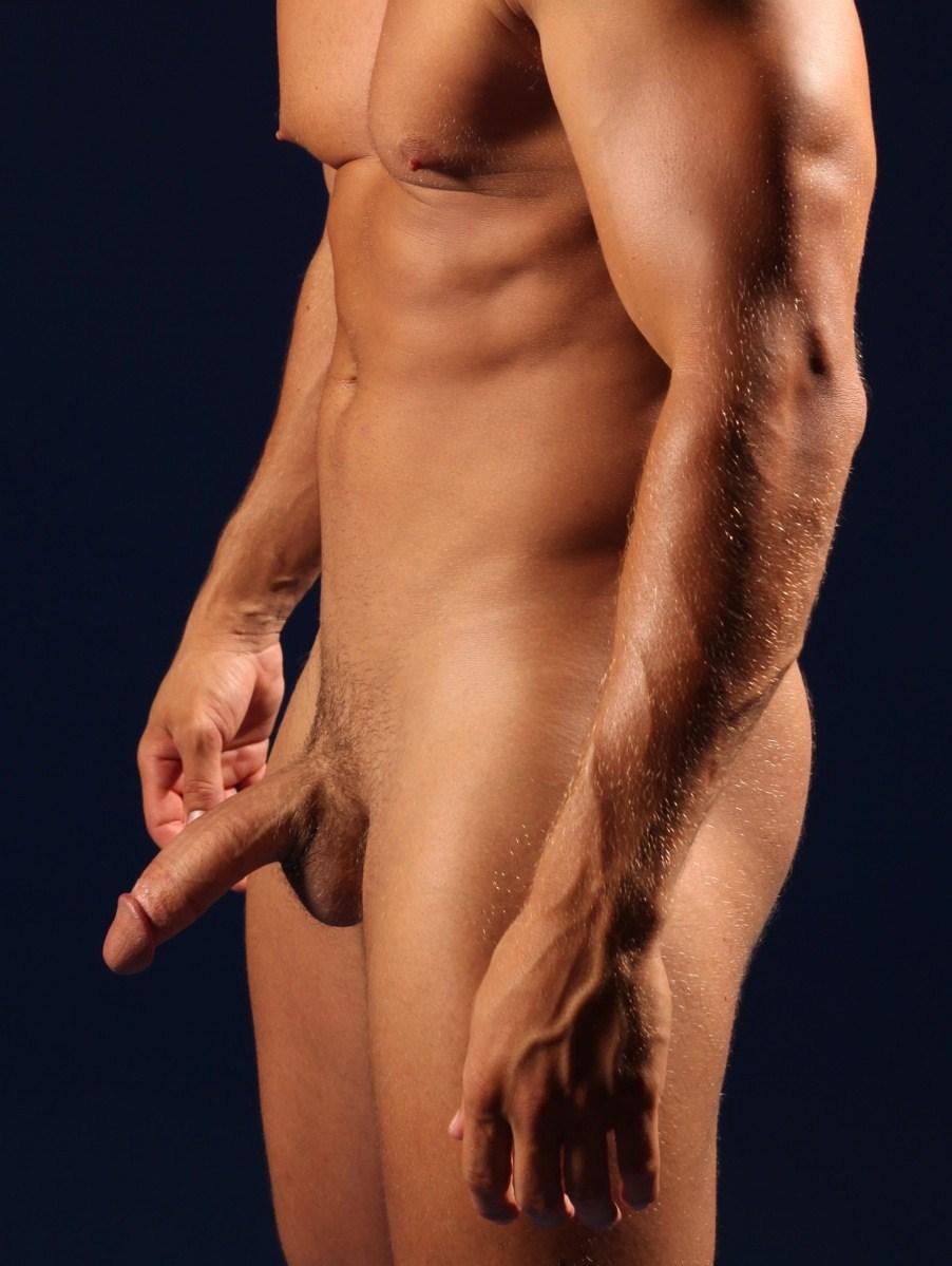 Hombres Desnudos Mulatos