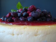 New york Cheesecake & Frutos Rojos