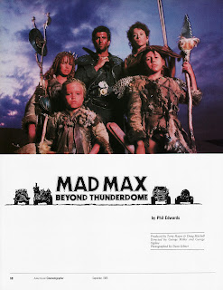 Thunderdome cinematography.