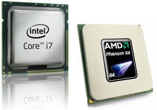processor, Amd,Intel