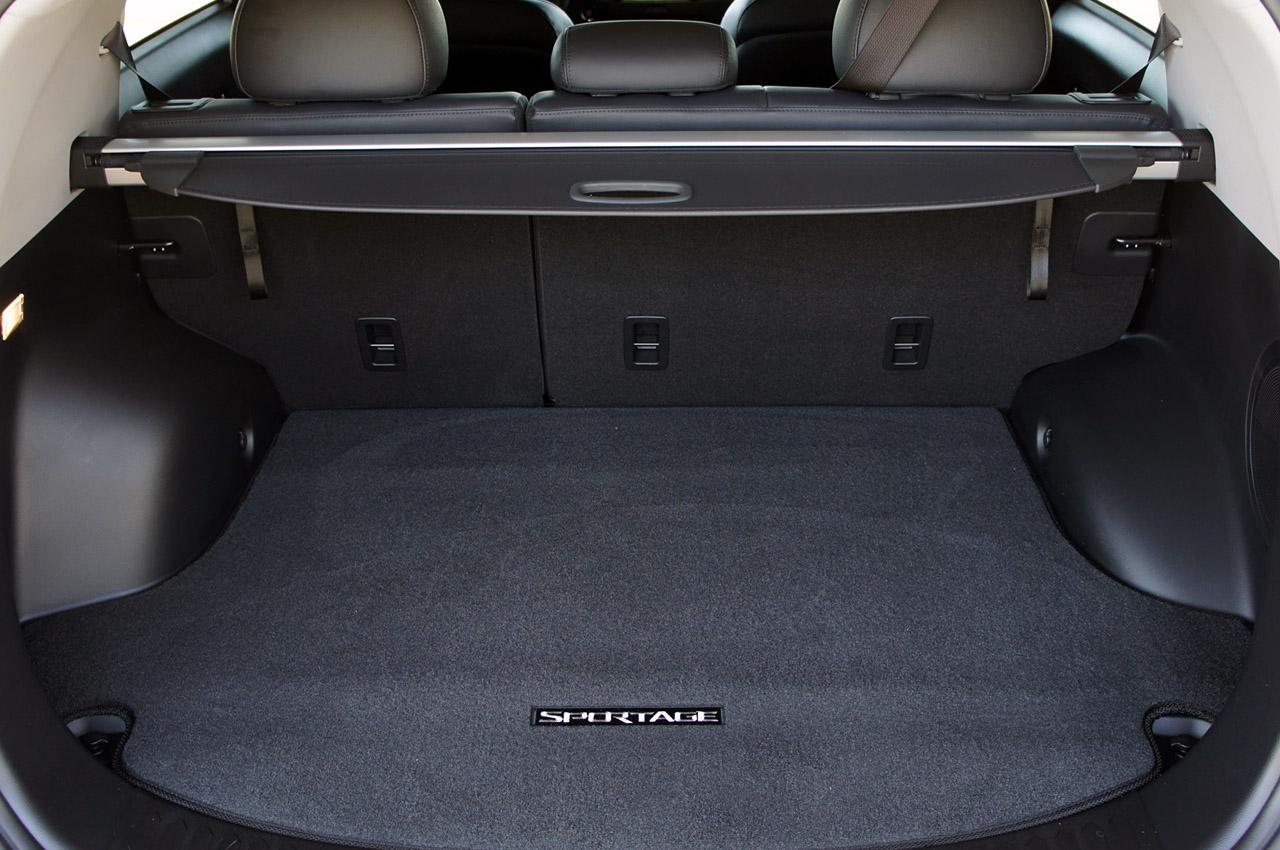 2011 KIA SPORTAGE SX SEAT