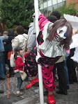 As Bruxas e os Anjos estão soltos pelas ruas do Japão