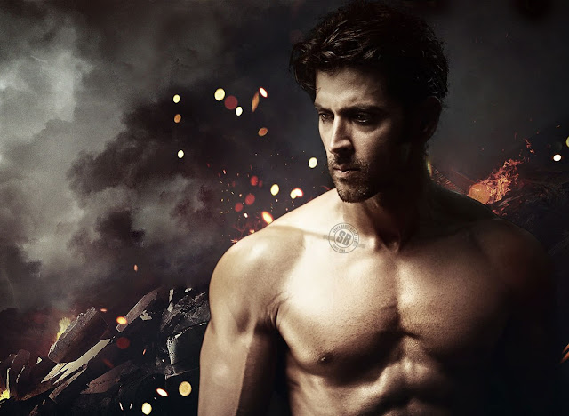 Wallpaper : Hrithik Roshan