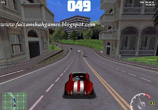 Test drive 5 cheats