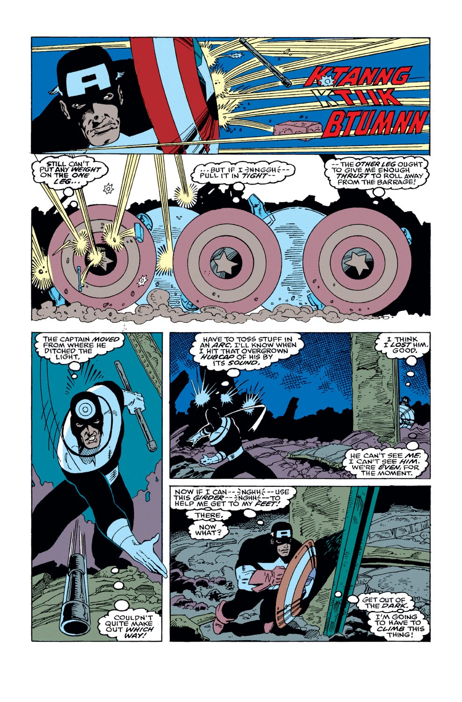 Captain America (1968) Issue #374 #307 - English 4