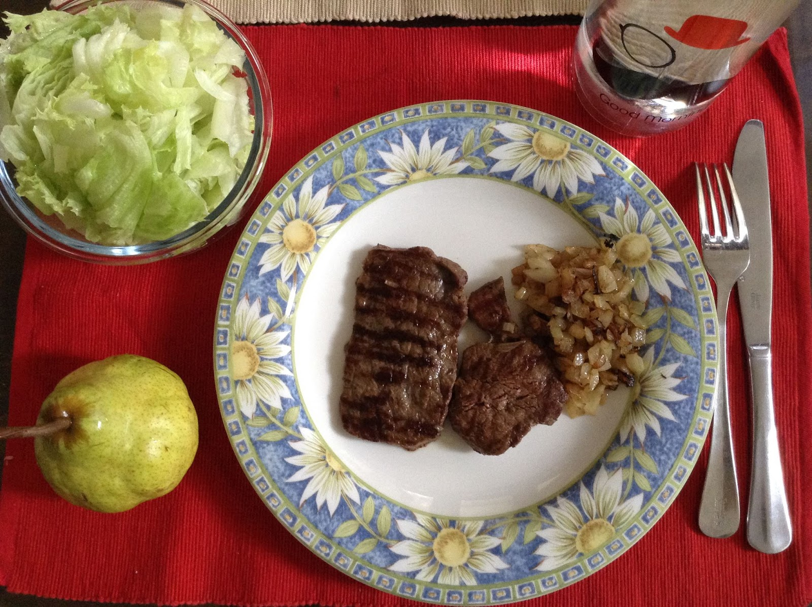 Diet dengan Steak Sehat
