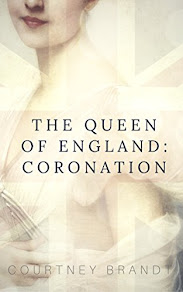 The Queen of England: Coronation by Courtney Brandt