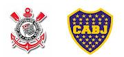 Quando Corinthians x Boca Juniors entrarem em campo hoje, às 21h50, .
