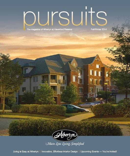 Athertyn Pursuits - Fall 2014